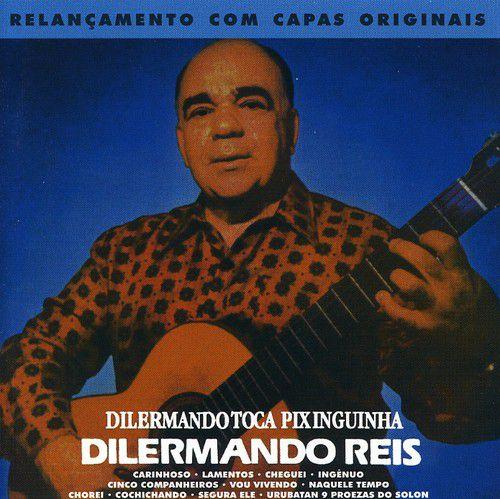 Dilermando Reis Toca Pixinguinha - CD
