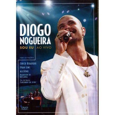 Diogo Nogueira - Sou Eu Ao Vivo - DVD