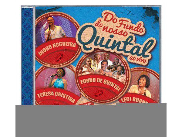 Do Fundo Do Nosso Quintal - CD