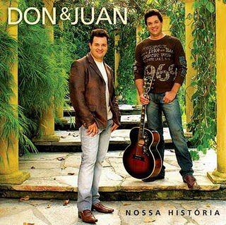 Don & Juan - Nossa História - CD