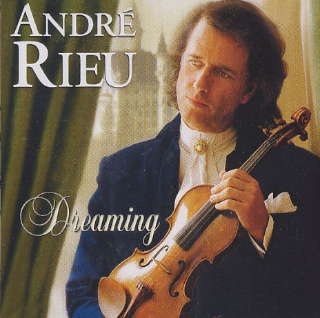 André Rieu - Dreaming - CD