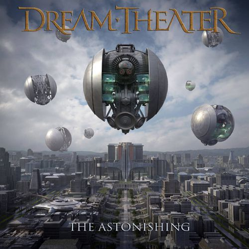 Dream Theater - The Astonishing (Duplo) - CD