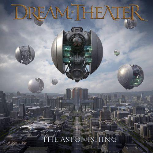 Dream Theater - The Astonishing (Duplo) - CD