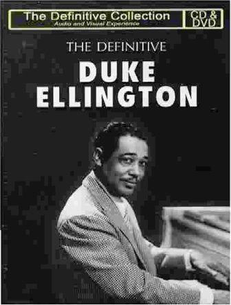 Duke Ellington - The Definitive Collection (dvd + Cd)