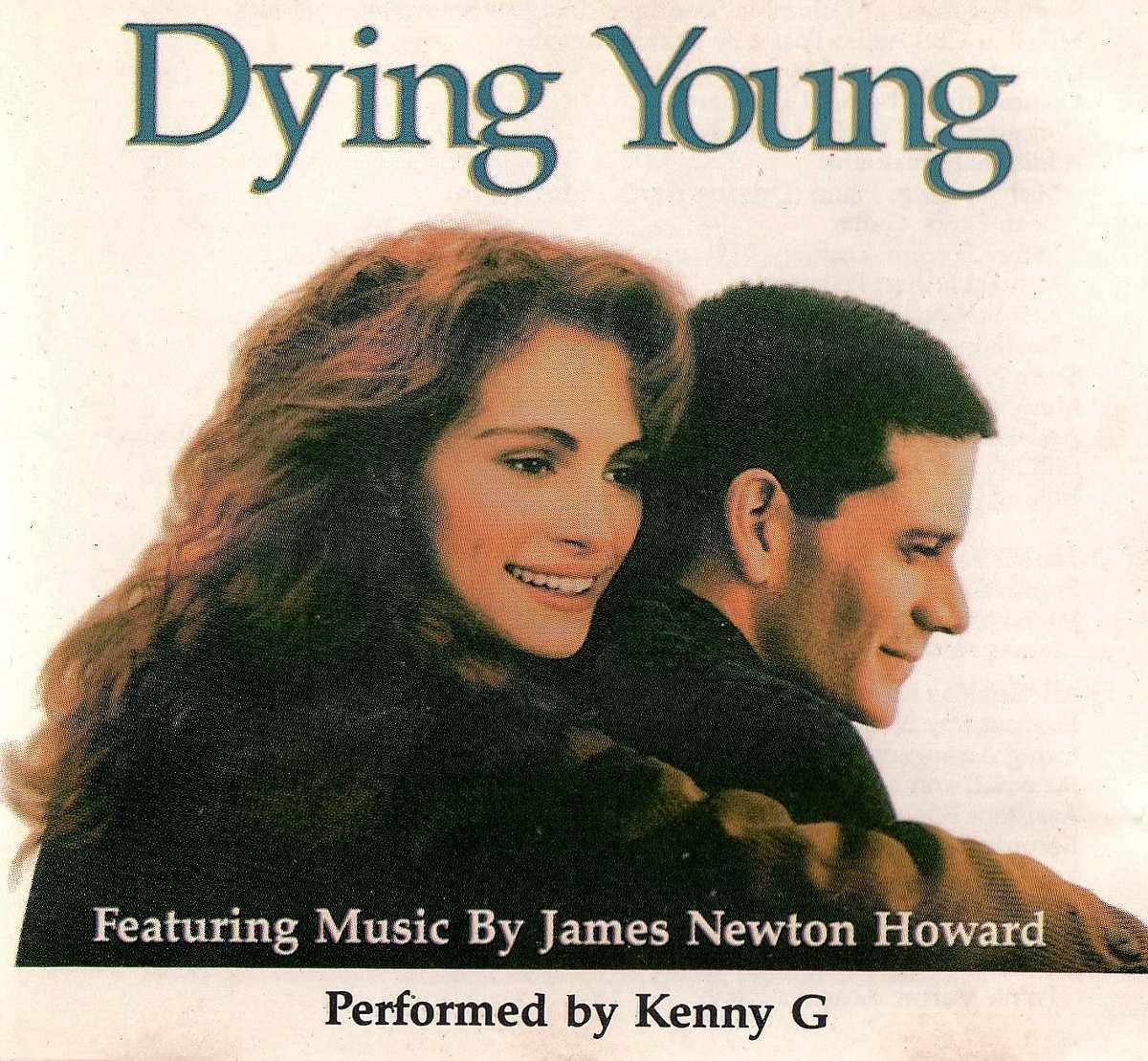 Dying Young - Tudo Por Amor - Trilha Sonora - CD