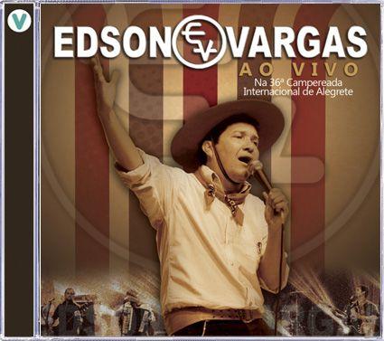 Edson Vargas - Ao Vivo - CD