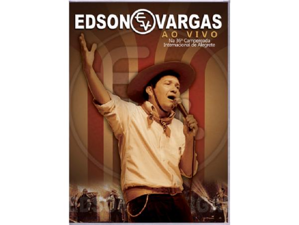 Edson Vargas - Ao Vivo - DVD