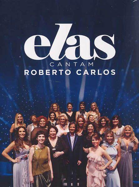 Elas Cantam Roberto Carlos - DVD