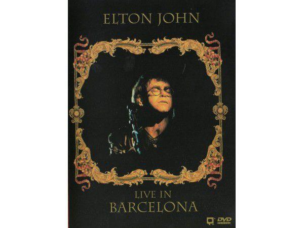 Elton John - Live In Barcelona - DVD