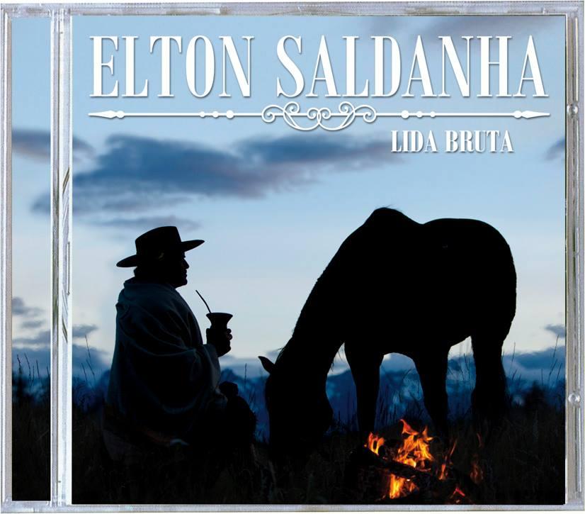 Elton Saldanha - Lida Bruta - CD