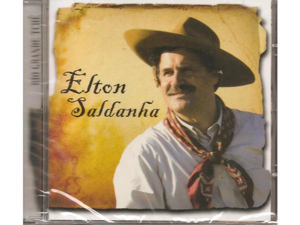 Elton Saldanha - Rio Grande Tchê - CD