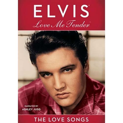 Elvis Presley - Love Me Tender - The Love Songs - DVD