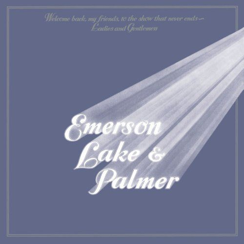 Emerson Lake and Palmer - Welcome Back My Friends