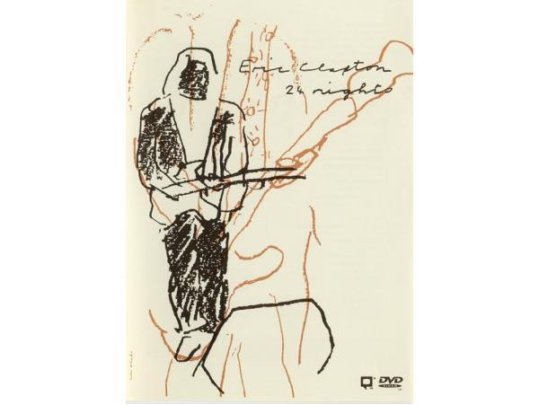 Eric Clapton - 24 Nights - DVD
