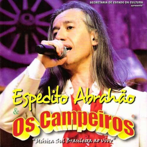 Espedito Abrahão & Os Campeiros - CD