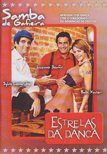 Estrelas da Dança - Samba de Gafieira