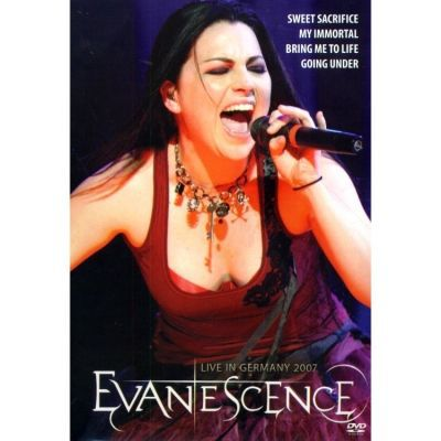 Evanescence - Live In Germany - 2007 - DVD