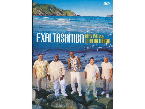 Exaltasamba - Ao Vivo na Ilha da Magia - DVD