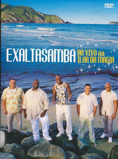 Exaltasamba - Ao Vivo na Ilha da Magia (Music Pack)