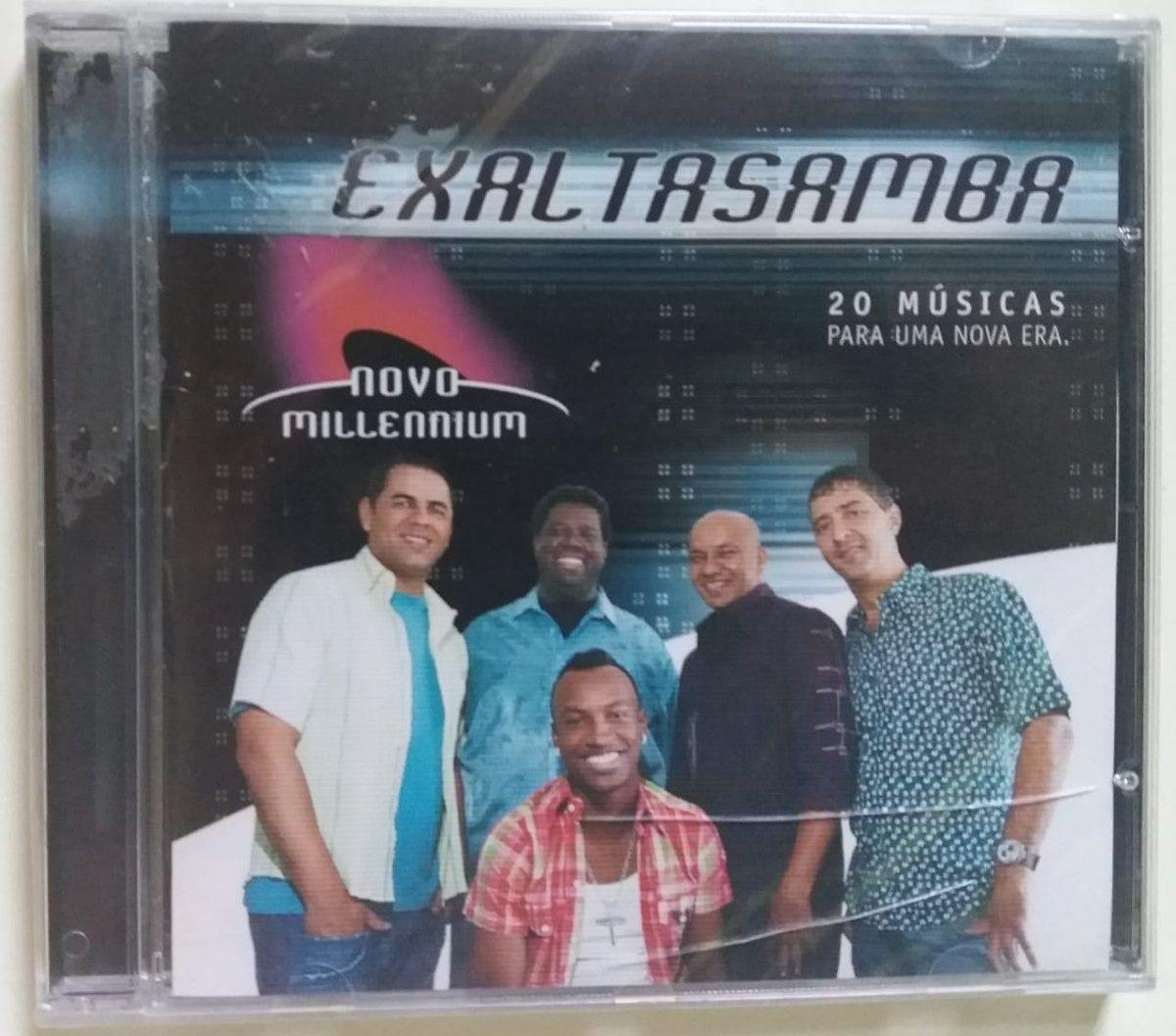 Exaltasamba  - Novo Millennium - CD