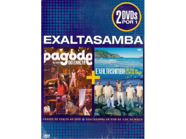 Exaltasamba - Pagode Do Exalta / Ilha Da Magia (duplo)...