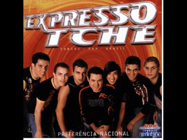 Expresso Tchê - Preferencia Nacional - CD