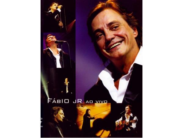 Fábio Jr. - Ao Vivo - DVD