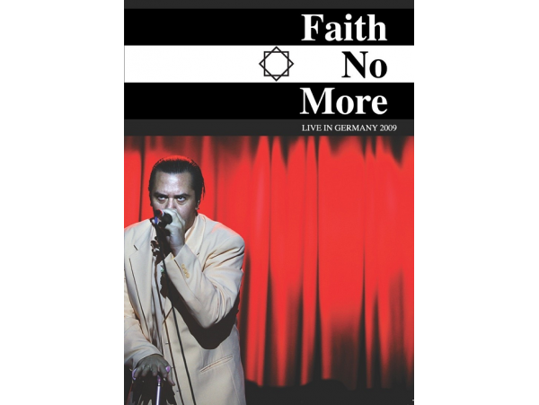 Faith No More  - Live In Germany 2009 - DVD