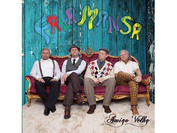 Falamansa - Amigo Velho - CD