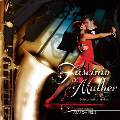 Fascínio De Mulher - Boleros Instrumental - CD