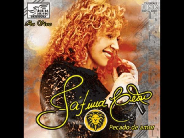 Fátima Leão - Pecado De Amor - Ao Vivo - CD
