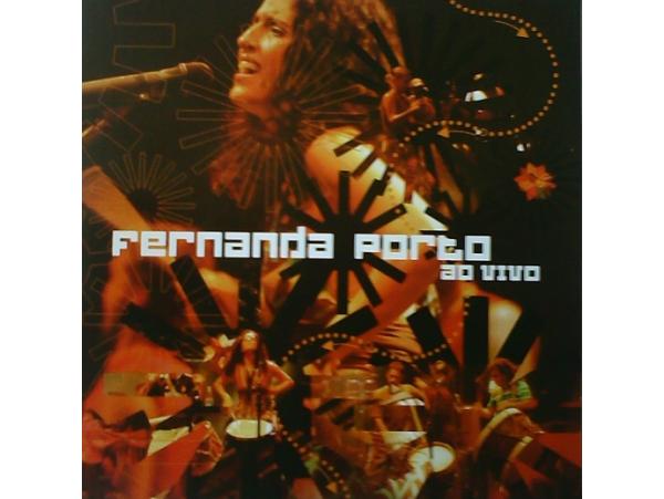 Fernanda Porto - Ao Vivo - Digipack - CD