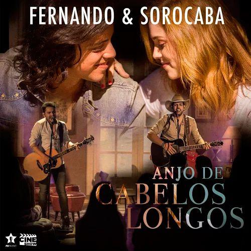 Fernando & Sorocaba - Anjo De Cabelos Longos - CD