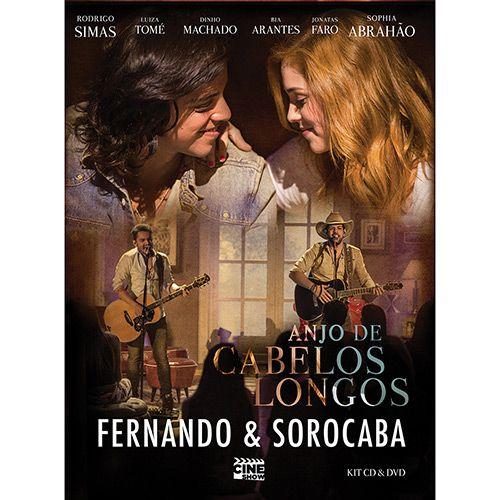 Fernando e Sorocaba - Anjo De Cabelos Longos (CD+DVD)