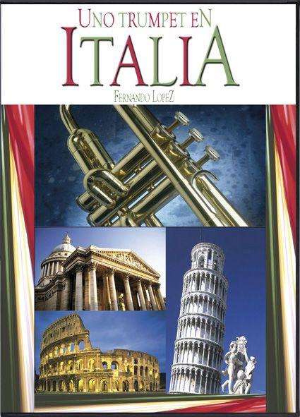 Fernando Lopez - Uno Trompet En Itália - DVD