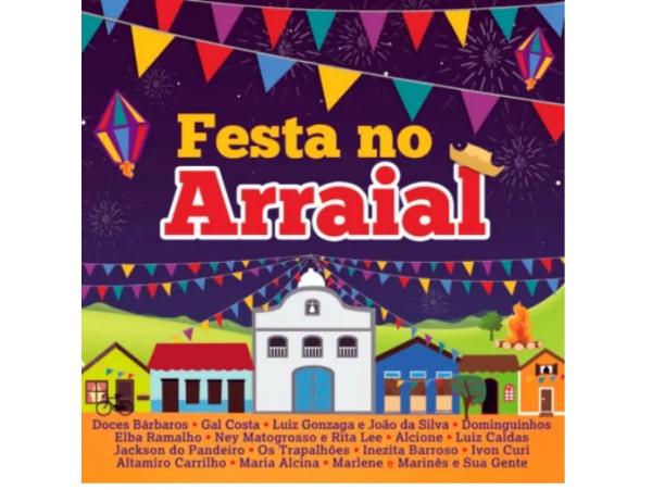 Festa No Arraial - CD