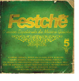 Festchê 5 - Disco 01 - CD