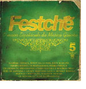 Festchê 5 - Disco 01 - CD