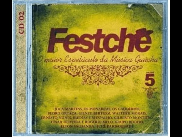 Festchê 5 - Disco 2 - CD