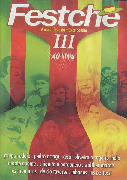 Festchê III - DVD