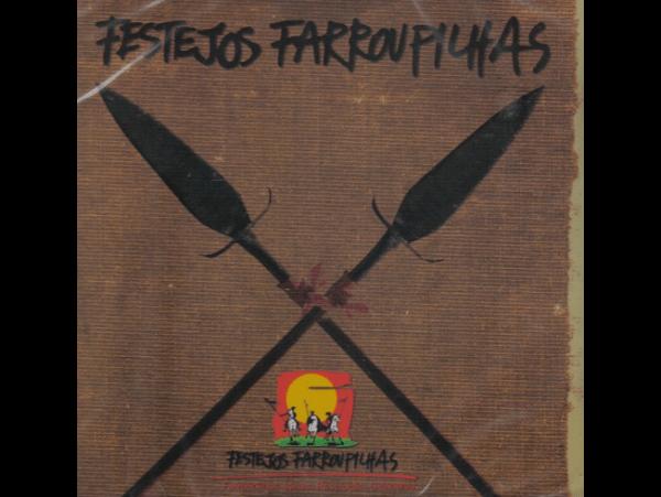 Festejos Farroupilhas -  CD
