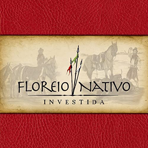 Floreio Nativo - Investida - CD
