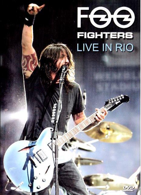 Foo Fighter - Live In Rio