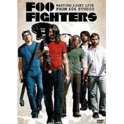 Foo Fighters - Wasting Light Live From 606 Studio - DVD