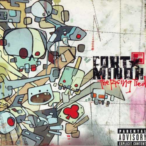 Fort Minor - The Rising Tied - CD