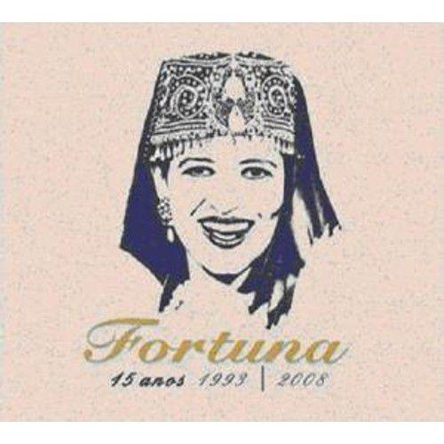 Fortuna - 15 Anos - 1993/2008 - CD