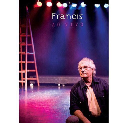 Francis Hime - Francis Ao Vivo - DVD
