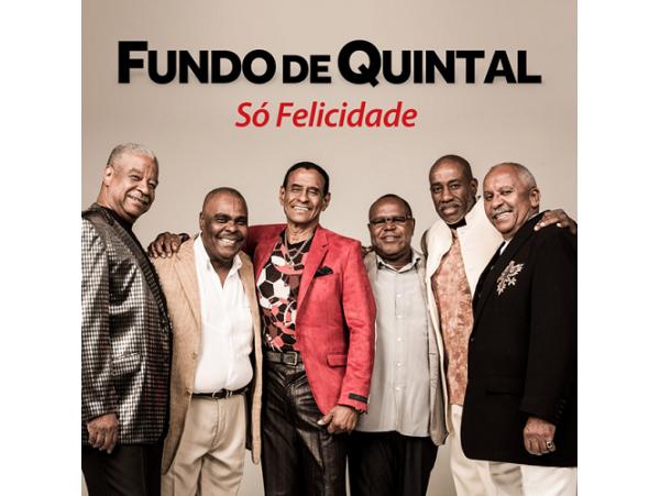 Fundo De Quintal - Só Felicidade - CD