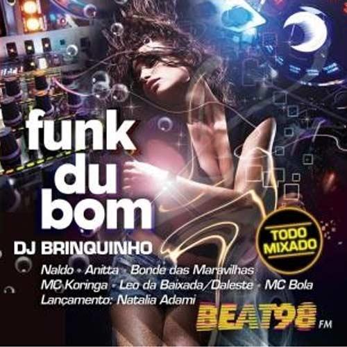 Funk Du Bom - DJ Brinquinho - CD