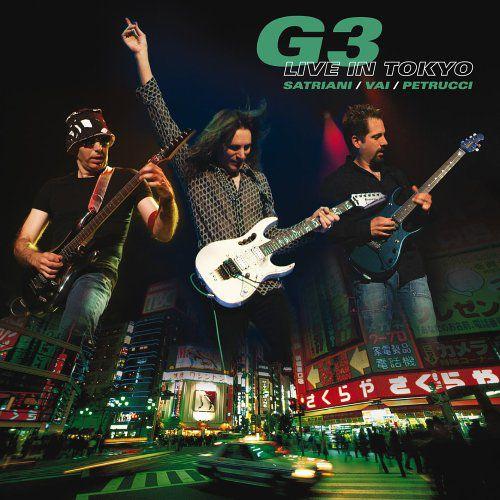 G3 - Live In Tokio - CD